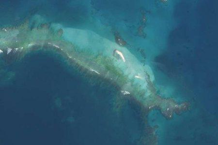 An entire Hawaiian island has vanished beneath the waves