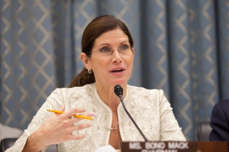 USA Gymnastics must remove interim CEO Mary Bono after its latest misstep in wake of scandal