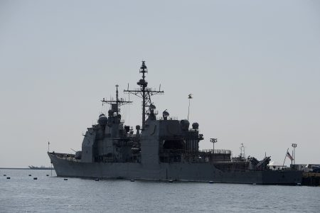 US Sails Warships Through the Taiwan Strait in a Show of Force to China