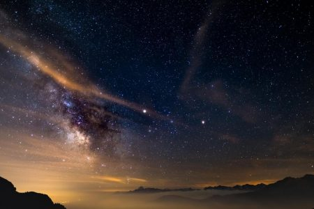 Five Brightest Planets in the Solar System Have Aligned and Are Visible in the Night Sky