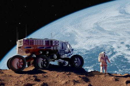 Harmful Space Radiation Could Damage Astronauts' Health on the Way to Mars