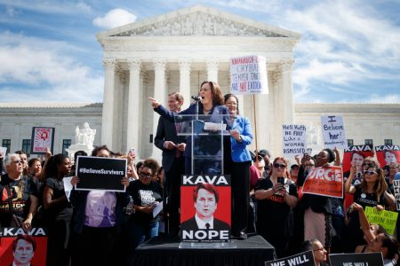 Was the Kavanaugh Hearing the Worst Supreme Court Fight? You Be the Judge