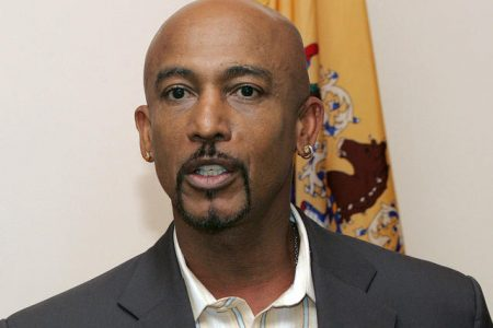 Montel Williams says he's 'lucky to be alive' after suffering from a sudden stroke