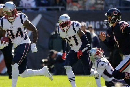 Patriots vs. Bears: Chicago and New England Locked in Tight Game