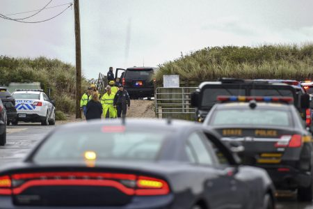 At least one person killed in plane crash off the coast of New York, officials say