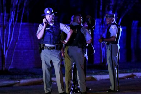 Suspect in shooting of multiple officers in South Carolina identified