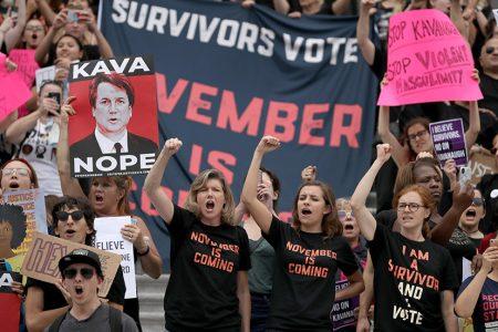 Democrats won't let Kavanaugh debate die