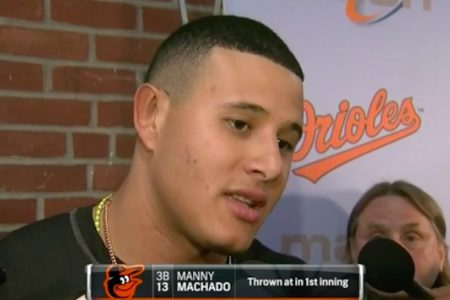 Let's relive the time Manny Machado cursed 22 times in rant over 'coward' moves by Red Sox