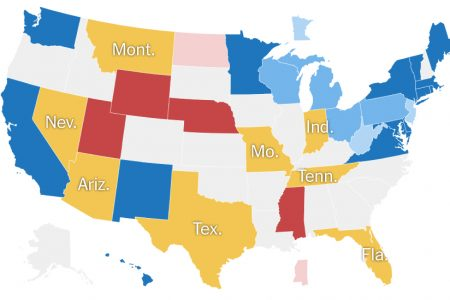2018 Midterm Elections: Senate Races to Watch Right Now