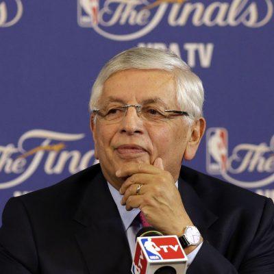 David Stern calls Pelicans' GM 'lousy'