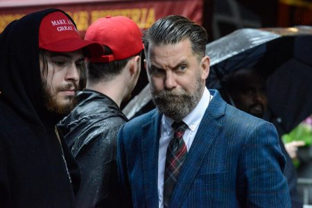 Violent Far-Right, Pro-Trump Group Hits New York Streets, And Fox News Sees Them as Victims