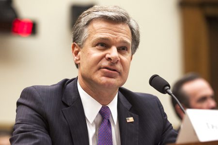 FBI chief: 'Usual process was followed' for Kavanaugh background investigation