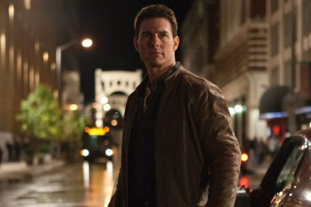 Tom Cruise to be replaced for Jack Reacher TV series, creator cites actor's lack of size