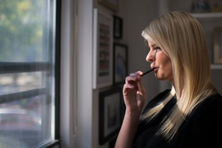 She Couldn't Quit Smoking. Then She Tried Juul.