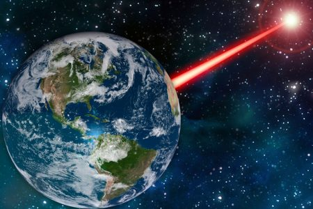 Lasers could help us attract aliens, MIT study suggests