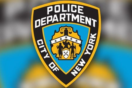 NYPD officer belts out Backstreet Boys over intercom