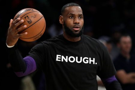 LeBron James speaks out about gun violence in America after Thousand Oaks mass shooting