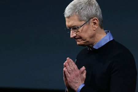 Apple's November rout worsens after Trump says US could place 10% tariff on iPhones – CNBC