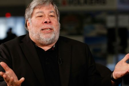 Apple co-founder Steve Wozniak: 'I do not believe in auto driving cars' — it's not possible yet