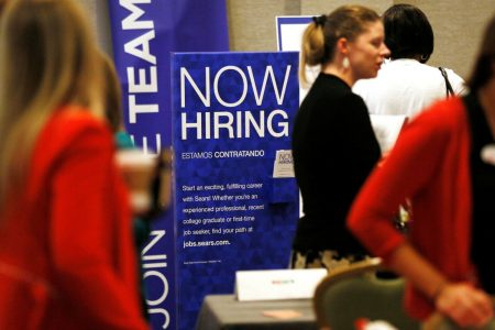 US weekly jobless claims rise to a more than 4-month high