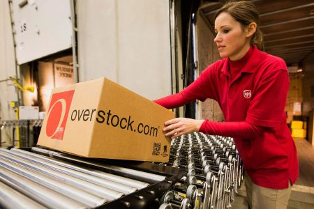 Overstock surges 26% after CEO says it will sell retail business by February to focus on crypto