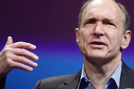 The inventor of the web says the internet is broken — but he has a plan to fix it