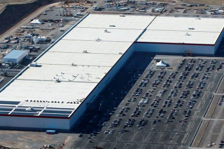 A look inside Tesla's Gigafactory: The key to the automakers' success