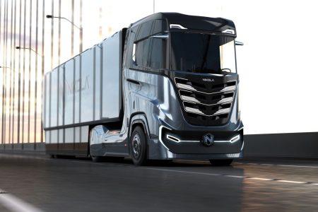 Tesla rival Nikola Motor unveils hydrogen-powered truck for Europe
