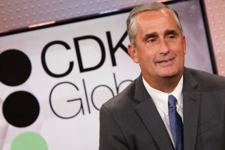 Ex-Intel chief Brian Krzanich joins CDK Global as its CEO