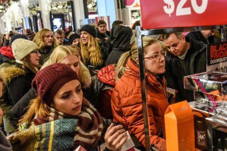 Thanksgiving Day deals could be stealing Black Friday's thunder