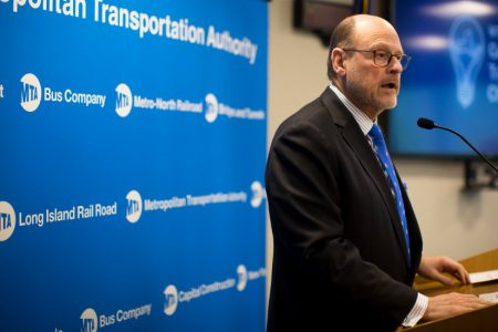 MTA Chairman, Tasked to Fix New York's Subway Problems, Resigns