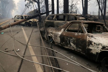 'Paradise Is Gone': California Fires Devastate Communities