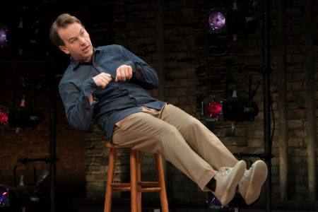 Review: Mike Birbiglia Is a Very Nervous Dad in 'The New One'