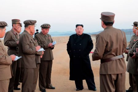 North Korea tests new 'ultramodern tactical weapon' amid stalled diplomatic efforts