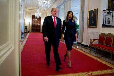 Melania Trump Says an Aide 'No Longer Deserves the Honor of Serving in This White House'