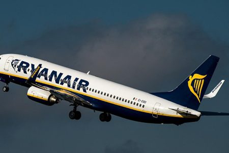 Ryanair fires staff for allegedly faking photo of sleeping on airport floor