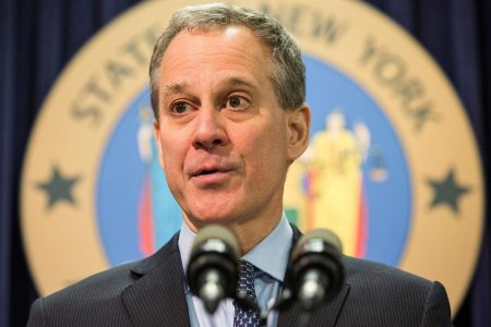 Former New York Attorney General Eric Schneiderman will not be charged in abuse investigation, prosecutor says