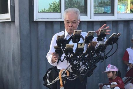 This 70-Year-Old Is Part Man, Part 'Pokémon Go' Playing Machine