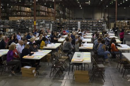 The Florida Recount: Missing Votes, Machine Error and an Errant Paper Clip