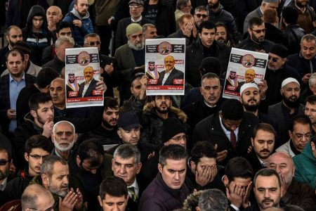 In Turkey, Mourning the Dissident Khashoggi While Cracking Down on Dissent