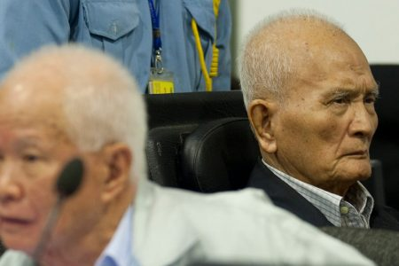 'We Only Killed the Bad People': 2 Khmer Rouge Leaders, Forever Linked