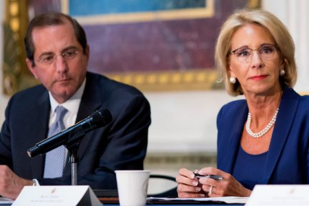 Sex Assault Rules Under DeVos Bolster Defendants' Rights and Ease College Liability
