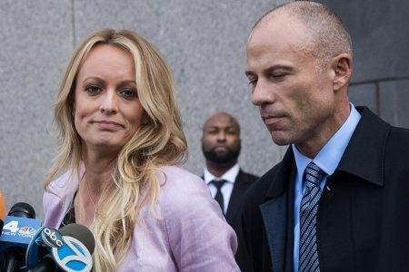 Stormy Daniels says she will get a new lawyer if domestic violence allegations against Avenatti are true