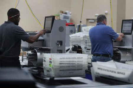 Broward and Palm Beach counties are at the center of a brewing Florida recount. Again.