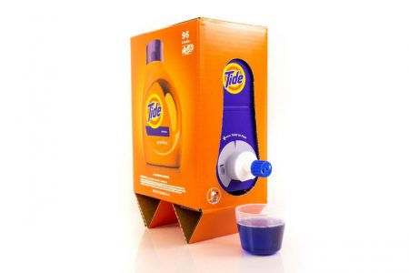 Tide in a box is coming to Amazon for easier shipping