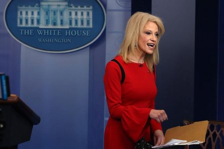 Conway: White House didn't alter video of Jim Acosta