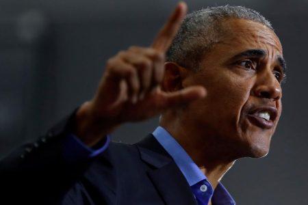 Obama praises 'extraordinary' Pelosi amid leadership battle