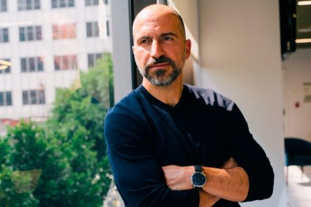 How Uber CEO Dara Khosrowshahi got comfortable with reinvention – CNN