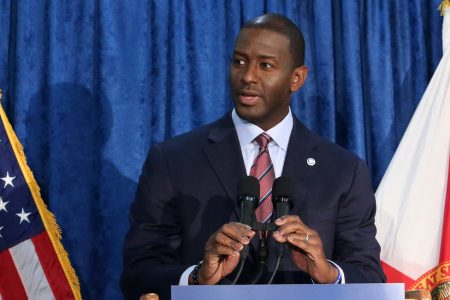 Andrew Gillum Concedes to Ron DeSantis in Florida Governor's Race