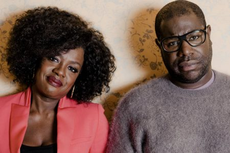 Steve McQueen and Viola Davis on Hollywood, Race and Power